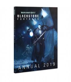 WARHAMMER QUEST : BLACKSTONE FORTRESS -  ANNUAL 2019 (ANGLAIS)