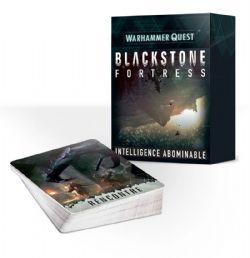 WARHAMMER QUEST : BLACKSTONE FORTRESS -  INTÉLLIGENCE ABOMINABLE (FRANÇAIS)