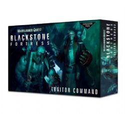 WARHAMMER QUEST : BLACKSTONE FORTRESS -  TRAITOR COMMAND (ANGLAIS)