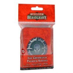 WARHAMMER UNDERWORLD : BEASTGRAVE -  THE GRYMWATCH PREMIUM SLEEVES