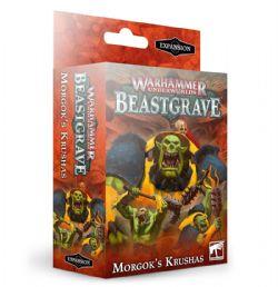 WARHAMMER UNDERWORLDS: BEASTGRAVE -  MORGOK'S KRUSHAS (ANGLAIS)