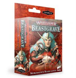 WARHAMMER UNDERWORLDS: BEASTGRAVE -  MORGWEATH'S BLADE-COVEN  (ANGLAIS)