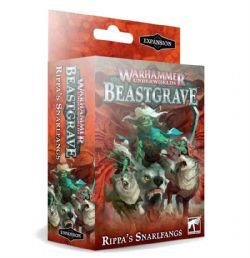 WARHAMMER UNDERWORLDS: BEASTGRAVE -  RIPPA'S SNARLFANGS (ANGLAIS)