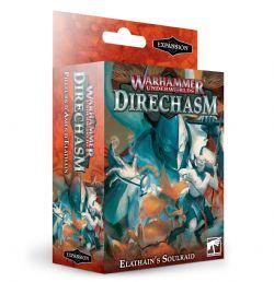 WARHAMMER UNDERWORLDS: DIRECHASM -  ELATHAIN'S SOULRAID (ANGLAIS)