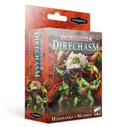 WARHAMMER UNDERWORLDS: DIRECHASM -  HEDKRAKKA'S MADMOB (ANGLAIS)