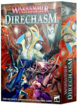 WARHAMMER UNDERWORLDS: DIRECHASM -  JEU DE BASE (ANGLAIS)