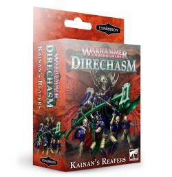 WARHAMMER UNDERWORLDS: DIRECHASM -  KAINAN'S REAPERS (ANGLAIS)