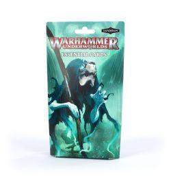 WARHAMMER UNDERWORLDS -  ESSENTIAL CARDS (ANGLAIS)