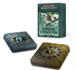 WARHAMMER UNDERWORLDS: NIGHTVAULT -  POWER UNBOUND (ANGLAIS)