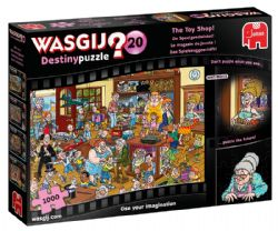 WASGIJ DESTINY -  LE MAGASIN DE JOUETS! (1000 PIÈCES) 20