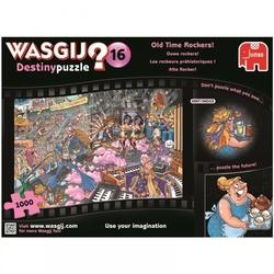 WASGIJ DESTINY -  LES ROCKEURS PRÉHISTORIQUES (1000 PIÈCES) 16