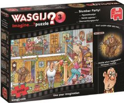 WASGIJ IMAGINE -  Pyjama Party (1000 PIÈCES) 3