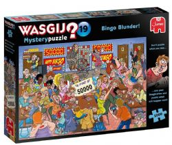 WASGIJ MYSTERY -  BINGO BLUNDER! (1000 PIÈCES) 19