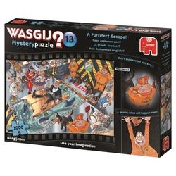 WASGIJ MYSTERY -  LA GRANDE ÉVASION (1000 PIÈCES) 13