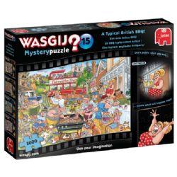 WASGIJ MYSTERY -  UN BBQ TYPIQUEMENT BRITISH! (1000 PIÈCES) 15