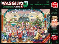 WASGIJ NOËL -  THE CHRISTMAS SHOW! (1000 PIÈCES) 16