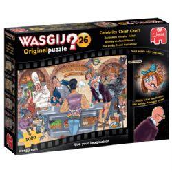 WASGIJ ORIGINAL -  Émission de Cuisine (1000 PIÈCES) 26