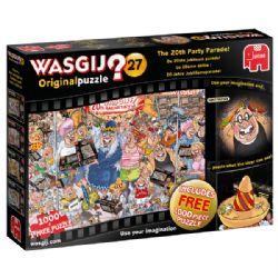 WASGIJ ORIGINAL -  ANNIVERSAIRE (2 X 1000 PIÈCES) 27