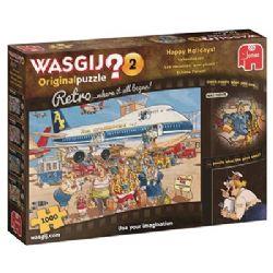 WASGIJ ORIGINAL RETRO -  LES VACANCES, QUEL PLAISIR! (1000 PIÈCES) 2