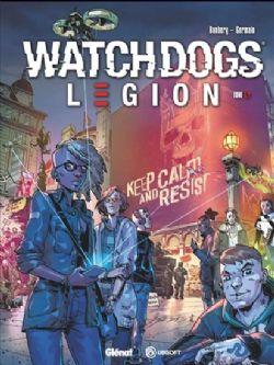 WATCH DOGS -  UNDERGROUND RESISTANCE (V.F.) -  LEGION 01