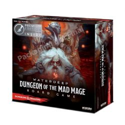 WATERDEEP: DUNGEON OF THE MAD MAGE -  ÉDITION PREMIUM (ANGLAIS)