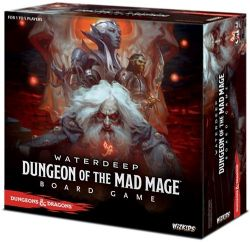 WATERDEEP: DUNGEON OF THE MAD MAGE -  JEU DE BASE (ANGLAIS)