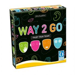 WAY 2 GO (MULTILINGUE)