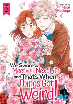 WE SWORE TO MEET IN THE NEXT LIFE AND THAT'S WHEN THINGS GOT WEIRD! -  (V.A.) 02