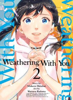 WEATHERING WITH YOU -  (V.A.) 02