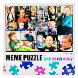 WHAT DO YOU MEME? -  GAVIN (500 PIÈCES) -  WHAT DO YOU MEME PUZZLE