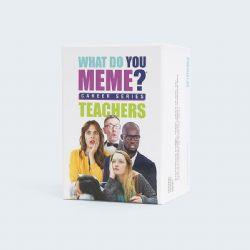 WHAT DO YOU MEME? -  TEACHERS (ANGLAIS) -  CAREER SERIES