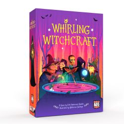 WHIRLING WITCHCRAFT (ANGLAIS)