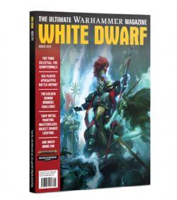 WHITE DWARF -  AOUT 2019 (ANGLAIS)
