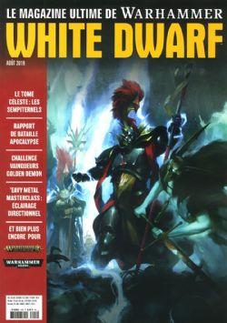 WHITE DWARF -  AOUT 2019 (FRANÇAIS)
