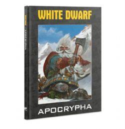 WHITE DWARF -  APOCRYPHA (ANGLAIS)
