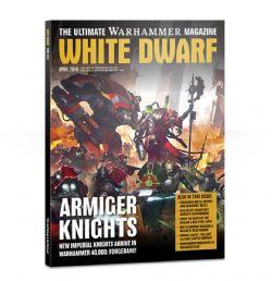 WHITE DWARF -  AVRIL 2019 (ANGLAIS)