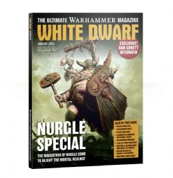 WHITE DWARF -  JANUARY 2019 (FRANÇAIS)