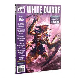 WHITE DWARF -  JUILLET 2021 (ANGLAIS) 466