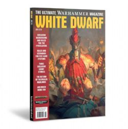 WHITE DWARF -  JUNE 2019 (ANGLAIS)