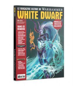 WHITE DWARF -  MAI 2019 (FRANÇAIS)