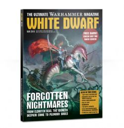 WHITE DWARF -  MAY 2018