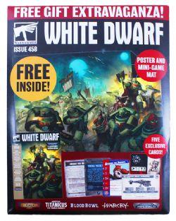 WHITE DWARF -  NOVEMBRE 2020 (ANGLAIS) 458