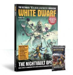 WHITE DWARF -  OCTOBRE 2018 (ANGLAIS)