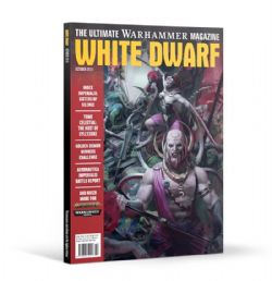 WHITE DWARF -  OCTOBRE 2019 (ANGLAIS)