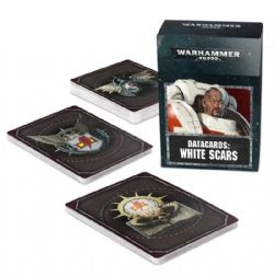 WHITE SCARS -  CARTES TECHNIQUES (ANGLAIS)