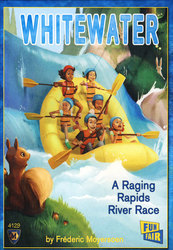 WHITE WATER -  WHITE WATER - A RAGING RAPIDS RIVER RACE
