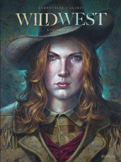 WILD WEST -  CALAMITY JANE 01