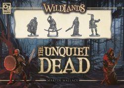 WILDLANDS -  THE UNQUIET DEAD (ANGLAIS)