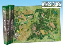 WINGS OF GLORY -  COUNTRYSIDE (68CM X 98CM) -  GAME MAT