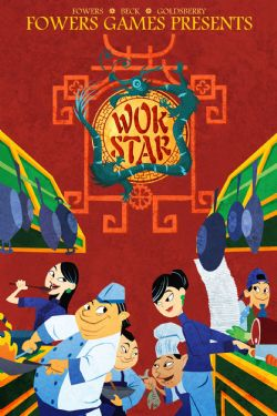 WOK STAR (ANGLAIS)